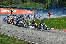 Drei Doppelsieger beim Kart-Masters-Auftakt