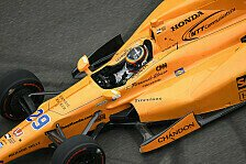 Formel 1 - Alonsos Rookie-Test