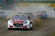 WRX - Video: Livestream: 3. WRX-Lauf in Hockenheim