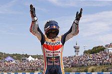 MotoGP - Dani Pedrosa: Seine Siege in der Motorrad-WM