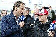 Mick Schumacher: DTM ist kein Thema