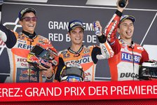 MotoGP - Video: Jerez: Grand Prix der Premieren