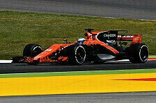 Formel 1, Barcelona: McLaren und Williams im Traditionsduell