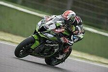 Superbike-WM Portimao: Rea gewinnt Lauf zwei, Davies stürzt