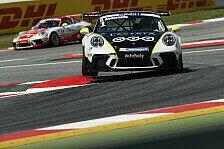 Porsche Supercup: Michael Ammermüller gewinnt Saisonauftakt
