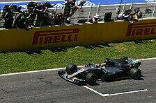 Spanien GP: Hamilton bezwingt Vettel in epischer Rennschlacht in Barcelona