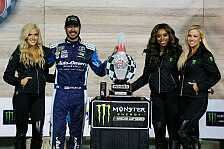 NASCAR - Girls & Celebrities