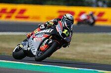 Sandro Cortese: Weiter Moto2 oder Wechsel in die Superbike-WM?