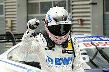DTM-Tabellenführer Lucas Auer gibt ADAC GT Masters-Debüt