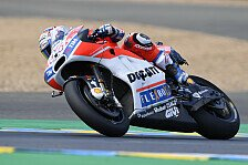 MotoGP - Ducati schließt private Barcelona-Tests ab: Nach Barcelona-Test: Ducati will Mugello-Podium