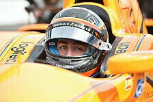 Fernando Alonso: Werde beim Indy 500 fahren