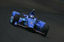 IndyCar - Video: Highlights: Indy-Training Nummer sechs
