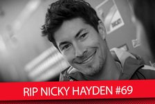 Emotionaler Abschied von MotoGP-Champion Nicky Hayden