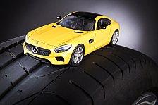 Mehr Sportwagen - Jubiläum einer Legende: 50 Jahre Mercedes-AMG