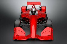 IndyCar - Das neue IndyCar-Aerokit für 2018