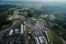 Nürburgring wird zum Corona-Testzentrum