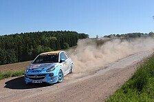 ADAC Opel Rallye Cup - Erfolge für deutsche Teams im ADAC Opel Rallye Cup