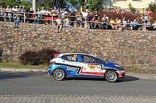 ADAC Rallye Masters - Doppelführung zur Halbzeit durch Mohe und Schumann