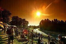 24h Nürburgring: Fan in seinem Auto erstickt