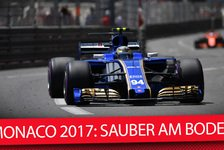 Formel 1 - Video: Sauber-Debakel in Monaco