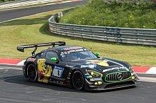 24 h Nürburgring - Platz 9 für Maximilian Götz in der Eifel