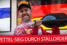 Formel 1 - Video: Vettel-Sieg durch Ferrari-Teamorder?