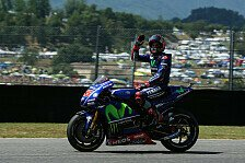 MotoGP - Vinales schnappt Rossi Pole in Mugello weg: Ticker-Nachlese: Das Qualifying in Mugello