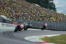 MotoGP Mugello: Strecke & Statistik zum Italien GP