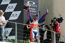 Erste Reihe in Barcelona: Pramac-Ducati-Pilot Petrucci greift nach den Sternen