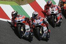 Danilo Petrucci visiert Platz im Ducati-Werksteam für die MotoGP-Saison 2019 an