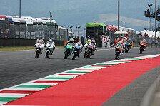 Moto3-Qualifying: Rennleitung droht neues Fomat an