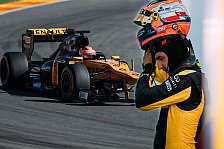 Formel 1 - Robert Kubicas F1-Comeback: Test mit Renault