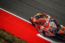 Marquez schlägt Konkurrenz im MotoGP-FP1 von Barcelona