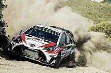 WRC - Bilder: Rallye Italien-Sardinien - Shakedown
