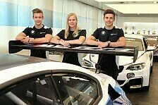 BMW Motorsport fördert ADAC GT Masters-Pilot Dennis Marschall