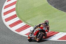 Pedrosa auf Barcelona-Pole, Rossi scheitert in Q1