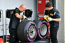 Reifenwahl zum Belgien GP: Mercedes und Ferrari mit ähnlicher Wahl