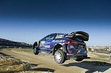 Tänak: Erster WRC-Sieg in Italien-Sardinien