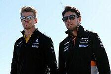 Formel 1, Silverstone: Nico Hülkenberg ersetzt Sergio Perez