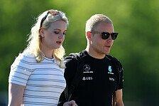 Formel 1 Abu Dhabi, Valtteri Bottas: Scheidung und Gridstrafe