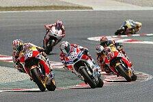Die Stimmen zum Rennen des Katalonien GP der MotoGP in Barcelona