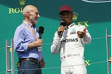 Formel 1 - Kanada GP - Presse: \'God save King Lewis\'