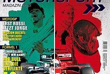 Neue Magazin-Ausgabe: Hamilton vs. Vettel