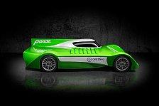 24 h von Le Mans - Panoz GT-EV: Der Elektro-Renner für Le Mans 2018