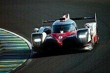 WEC/Le Mans: Berechnungs-Modus für LMP1-Angleichung, LMP2-BoP!