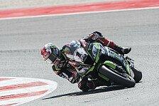 Superbike-WM Portimao: Jonathan Rea dominiert 1. Rennen