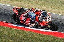 Melandri holt Ducati-Heimsieg in Lauf 2 von Misano