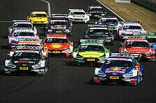 DTM - Martin stellt seinen BMW ab: Alle Video-Highlights: Hungaroring