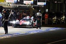 Le-Mans-Panne: Toyota vergibt falschem Marshal