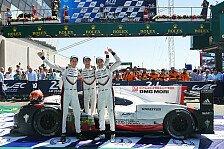 Porsche bekennt sich zu Le Mans, stellt WEC-Engagement aber in Frage